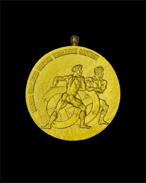 サッカー大会 参考メダル