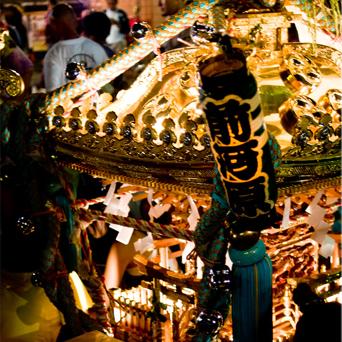 東京都での祭り 画像